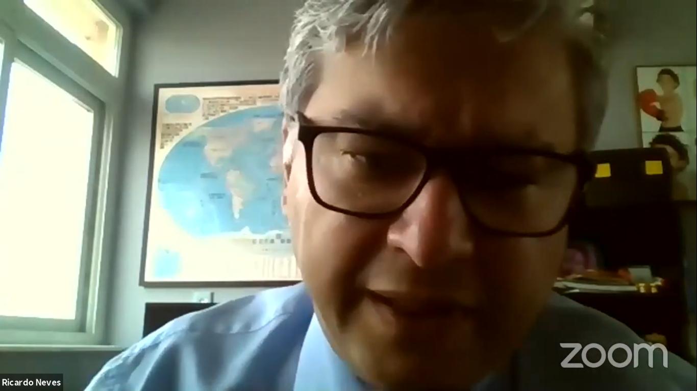 Subsecretário da Receita Estadual, Ricardo Neves Pereira