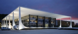 foto do prédio do STF em Brasília