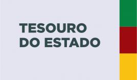 Logotipo do Tesouro do Estado